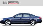 Audi A6 2002 Engine