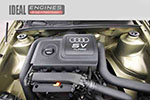 Audi TT 1.8 Turbo Engine APP