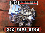 Vauxhall Zafira Diesel Reconditioned Transmission