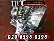 Audi A4 Quattro Diesel Transmission Parts