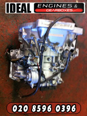 Transmission For Honda Cr-X