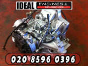 Mercedes 409D Used Transmission