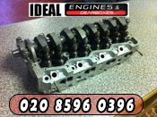 Ford Galaxy Diesel Cylinder Head Repair