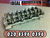 Audi A4 Cabriolet Diesel Cylinder Head