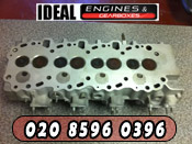 Renault Fuego Reconditioned Cylinder Head
