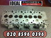 Citroen Xsara Diesel Van Reconditioned Cylinder Head