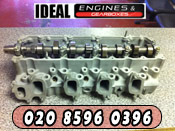 Toyota Emina Replacement Cylinder Head