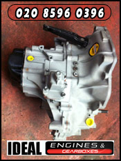 MG ZT Reconditioned Gearboxes