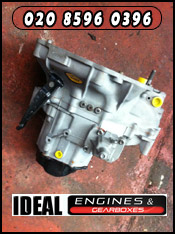 Gearbox For Mg Zt