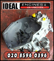 Mercedes 190 Recon Gearboxes