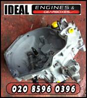 Renault Megane Recon Gearboxes