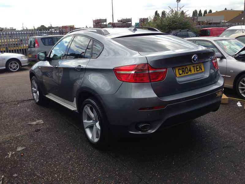 Ideal Engines Feedback - 2009 BMW X6 diesel 3.0 Litre Automatic ...