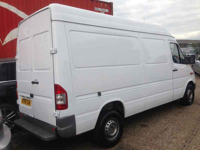 Ideal engines barking review 2001 mercedes benz sprinter for Mercedes benz sprinter engine