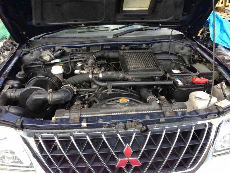 Ideal Engines Review 2003 Mitsubishi L200 Diesel 2 5