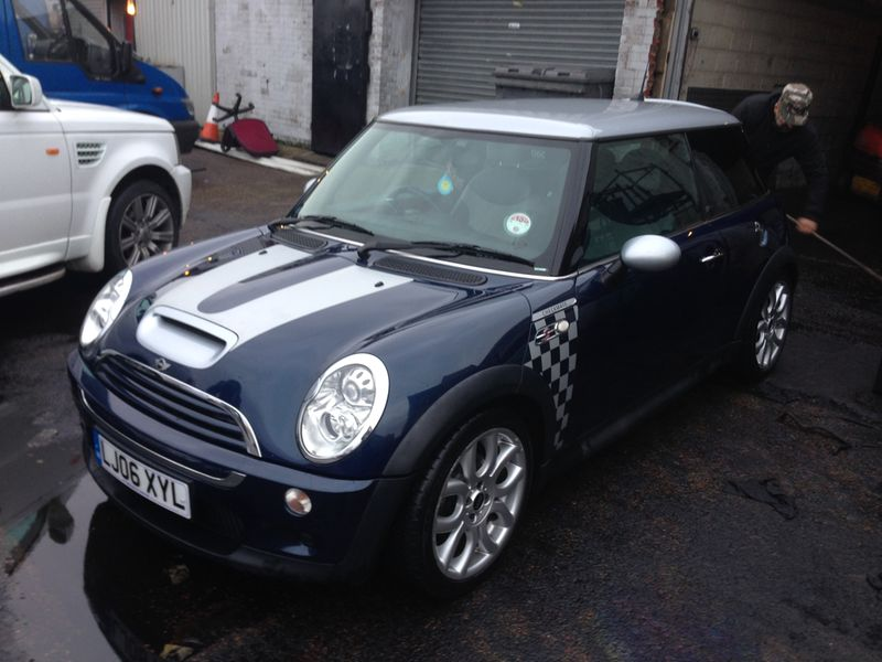 ideal engines barking review 2006 mini cooper s 1 6 litre engine minster kent. Black Bedroom Furniture Sets. Home Design Ideas