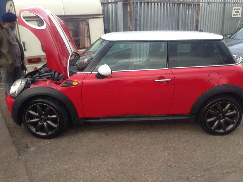 ideal engines review 2006 mini cooper 1 6 litre engine gravesend kent. Black Bedroom Furniture Sets. Home Design Ideas
