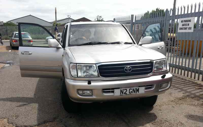Ideal Engines Review - 2000 Toyota Landcruiser Amazon Diesel 4.2 Litre ...