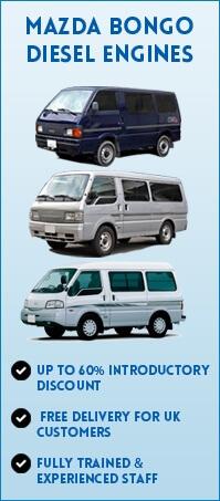 Mazda Bongo Diesel